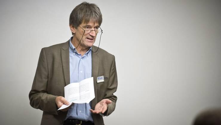 Urs Schwegler Projektleiter Ausstellung Ecocar