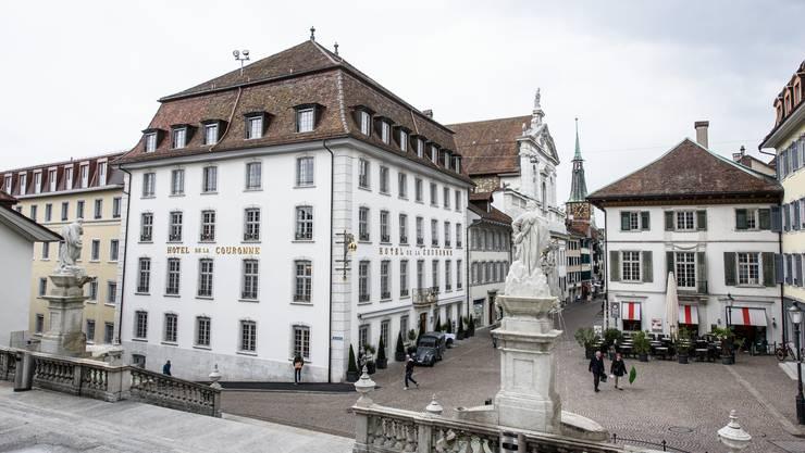 Das Hotel La Couronne ist eines der vier Häuser der Genossenschaft Baseltor.