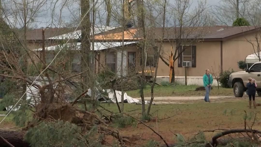 Tornados: Über 20 Tote im Südosten der USA