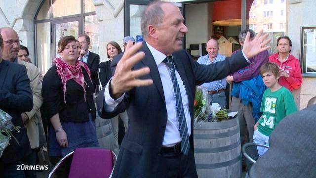 Martin Grafs Wutrede nach Abwahl polarisiert