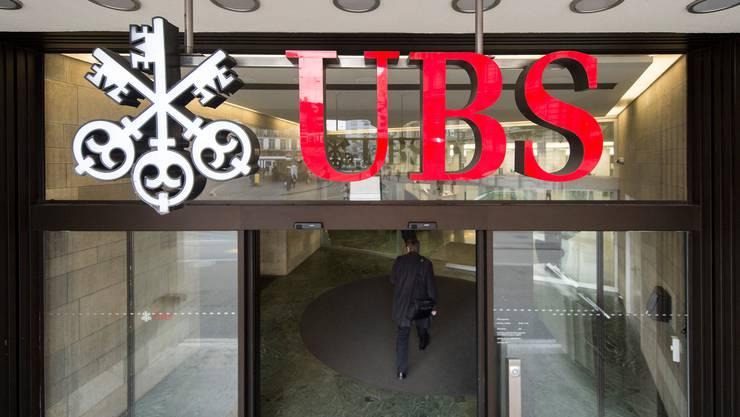 Die UBS kann im 1. Quartal 2020 einen deutlich höheren Reingewinn vorweisen.
