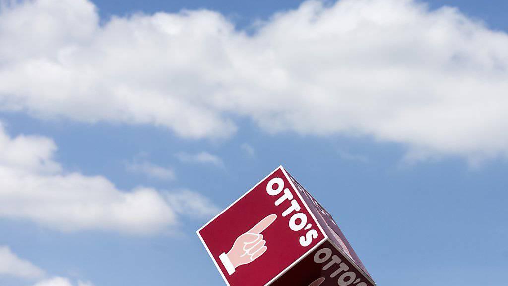 Das Bundesgericht hiess Otto's Beschwerde im Namensstreit teilweise gut. (Archivbild)