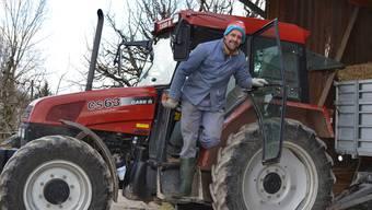 Armin ist auf der Suche nach der grossen Liebe. Der 43-jährige Bauer hätte gerne eine eigene Familie.MCE