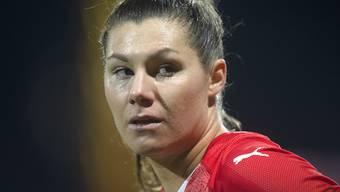 Ramona Bachmann erzielte ihre Länderspiel-Tore Nummern 47 bis 49