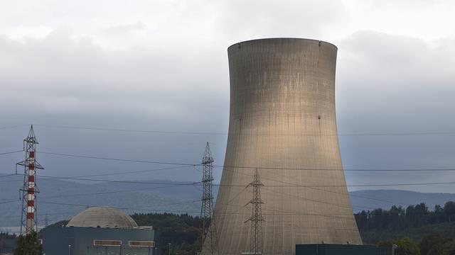 Das Atomkraftwerk in Gösgen (Archiv)