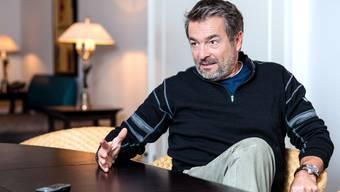 Schauspieler Stefan Gubser: «Musik ist ja etwas anderes als irgendwelche brutalen Krimis.»