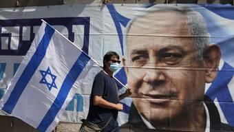 Drei Korruptionsverfahren am Hals und Zustimmungswerte im Keller: Benjamin Netanjahu steht mit schlechten Karten da.
