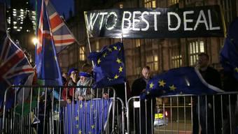 Brexit-Abstimmung 14.03.2019