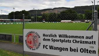 Der FC Wangen bei Olten bleibt auf einer dreijährigen Darlehensschuld sitzen.