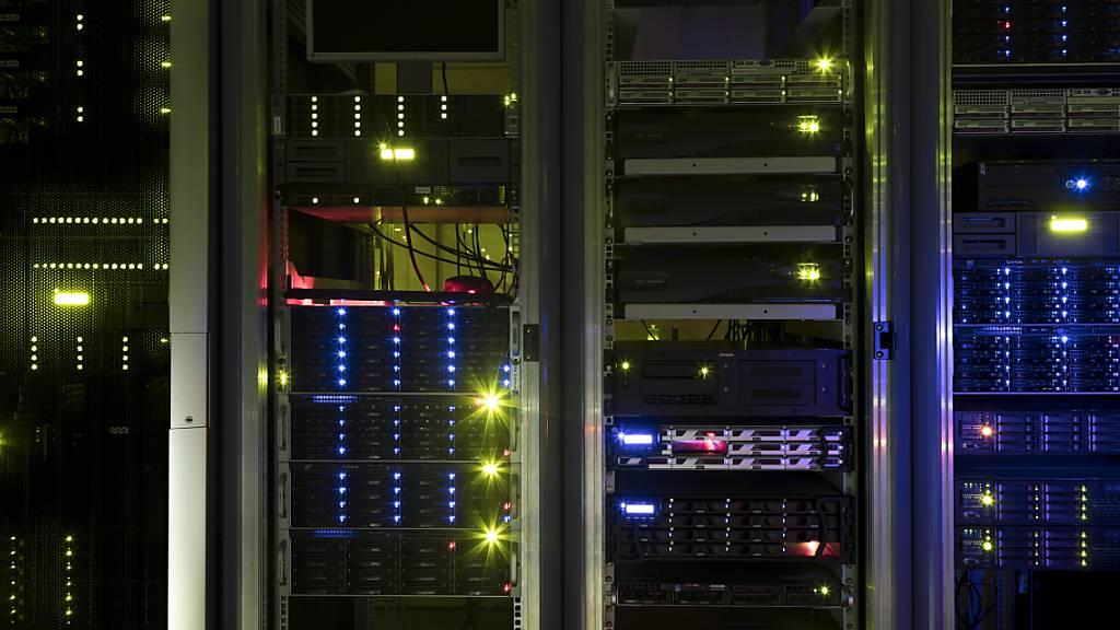 Der Bund wollte gewisse Daten künftig in Clouds von Amazon, IBM, Microsoft, Oracle und Alibaba speichern. (Archivbild)