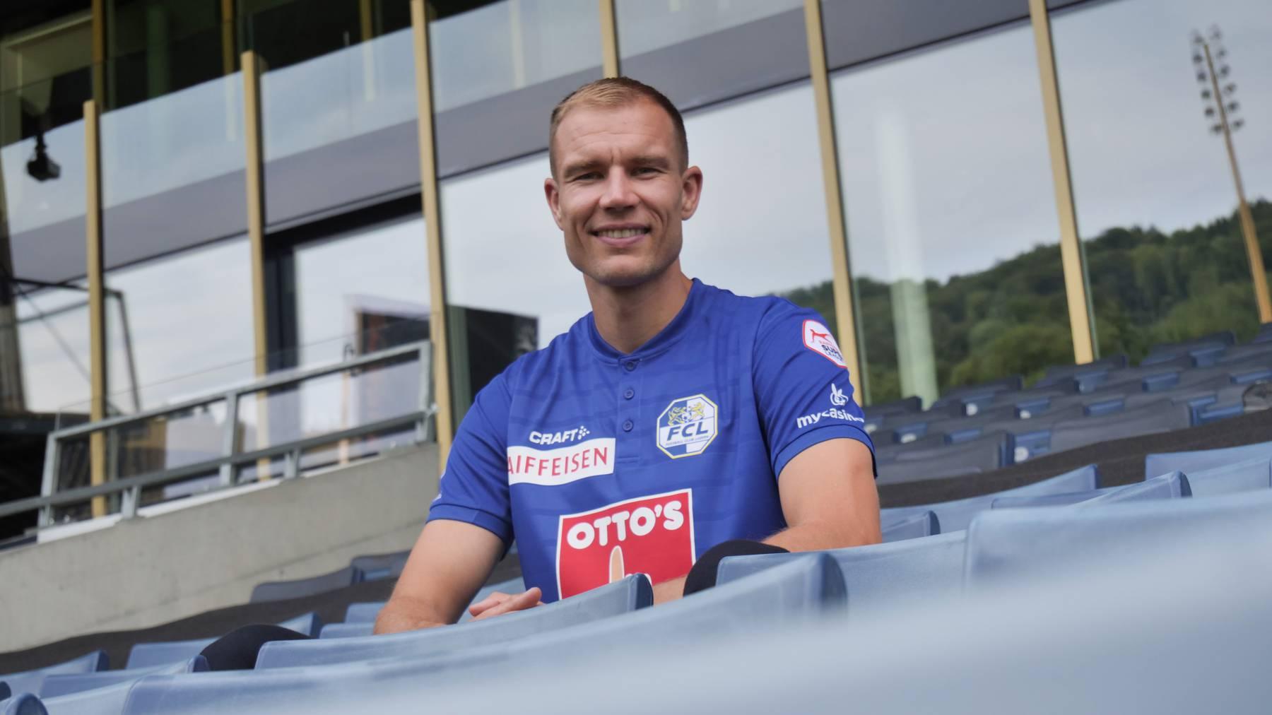 Mit Holger Badstuber (Bild) und Christian Gentner wird die deutsche Fraktion beim FCL grösser.