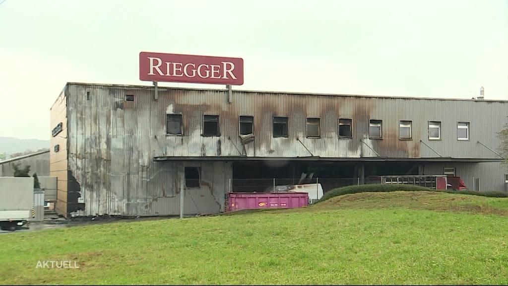 Millionen-Schaden nach Brand in Weinhandlung