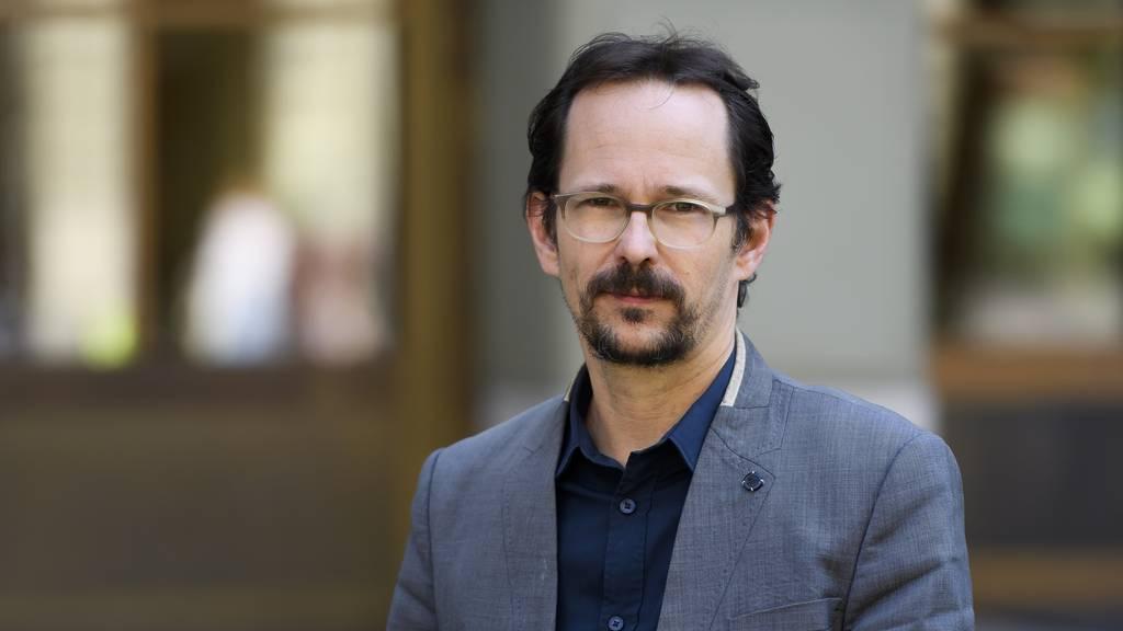 Junge Grüne wollen Balthasar Glättli als Parteipräsident