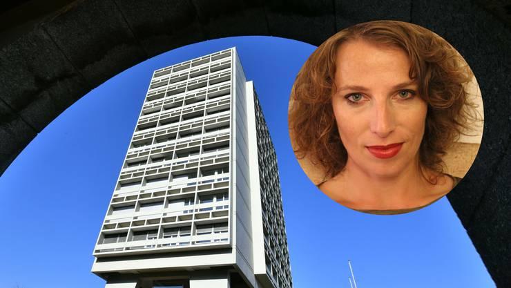 Regina Graber, Präsidentin Pro Kultur Olten, setzt sich für eine Kulturfachstelle ein.