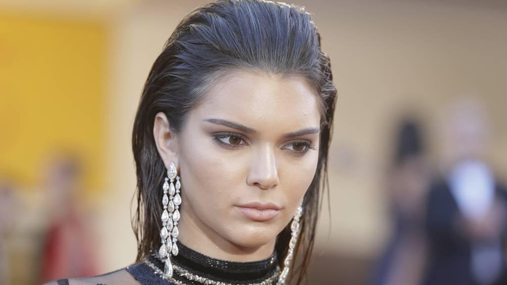 Kendall Jenner flieht aus eigenem Haus