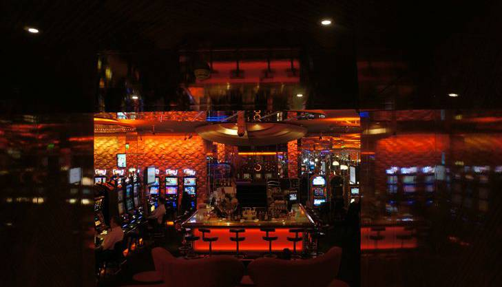 Das neu renovierte Grand Casino Baden.