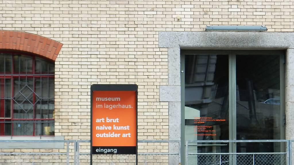 Das Museum im Lagerhaus in St. Gallen wird von Pro Infirmis mit dem Label «Kultur inklusive» ausgezeichnet.