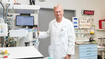 Ulrich Bürgi, Präsident der Gesundheitskommission im Grossen Rat, verlangt eine Überprüfung der Honorarabrechnungen an KSA und KSB.