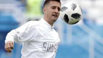 Mario Gavranovic spielt mit Dinamo Zagreb gegen die Young Boys um den Einzug in die Champions-League-Gruppenphase