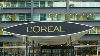 L'Oréal-Hauptsitz in Paris (Archiv)