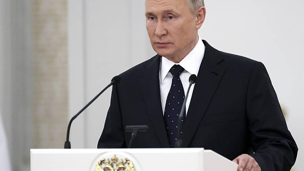 Russland bedauert Verzicht auf Gipfel mit EU