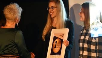"""Schaufensterwettbewerb """"Vitrine d'Or""""-Preisverleihung."""