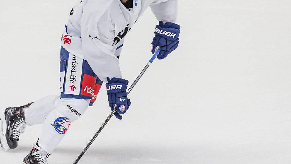 Maxim Noreau kann den ZSC Lions trotz Assist in Göteborg nicht zum Sieg verhelfen