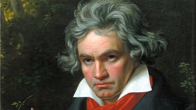 Beethoven (Symbolbild)