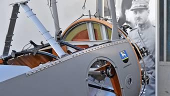 Nachbau deines Flugzeugs von Oskar Bider