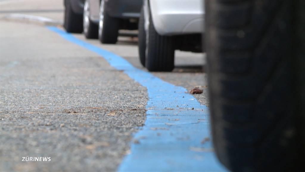 Weniger Parkplatzabbau in Höngg als geplant