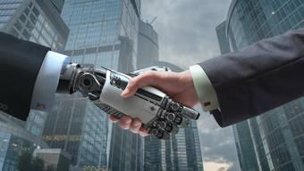 Die Novartis wird mit Microsoft im Bereich der künstlichen Intelligenz zusammen arbeiten. (Symbolbild)