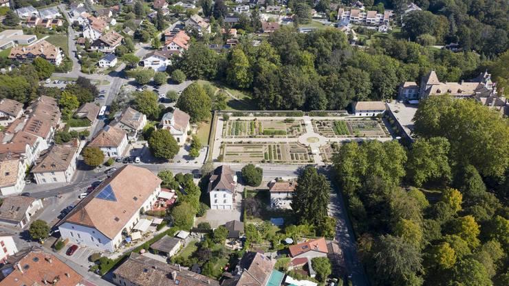 Den diesjährigen Wakkerpreis erhält die Gemeinde Prangins am Genfersee.