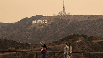 Wegen der Corona-Pandemie müssen die Filmproduzenten in Hollywood Termine nach hinten schieben. (Archivbild)