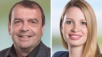 Jürg Caflisch und Anna Andermatt