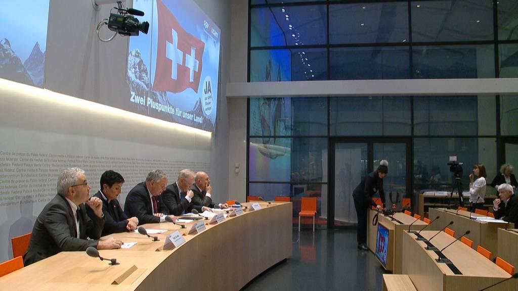 AHV-Steuerdeal: SVP hat keine klare Meinung