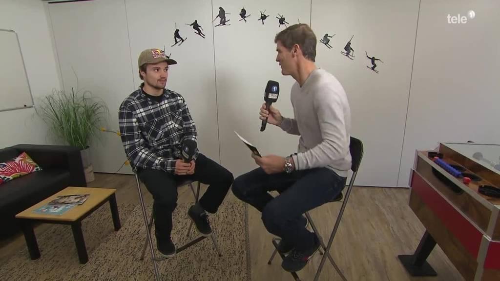 Fabian Bösch im Gespräch