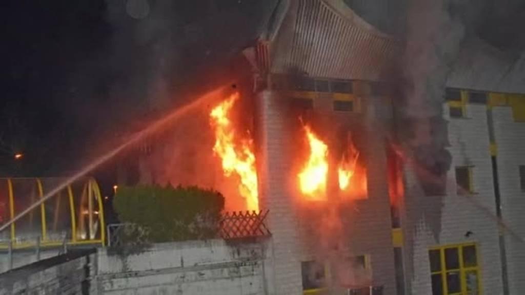 Luzerner Gericht verurteilt Brandstifter- und Betrügerpärchen