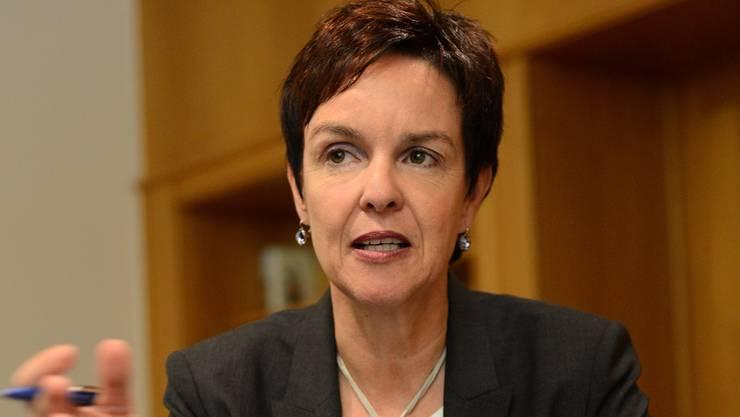Monica Gschwind, Basellands neuste Regierungsrätin, im Gespräch mit der bz.  Juri Junkov