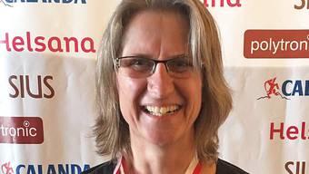 Marlis von Allmen verteidigte ihren Schweizer Meistertitel 300 m liegend aus dem Vorjahr erfolgreich.