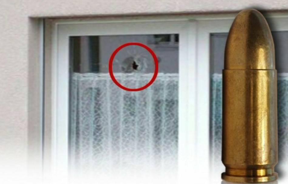 Schuss in Scheibe in Auenstein: Polizei geht von Querschläger aus