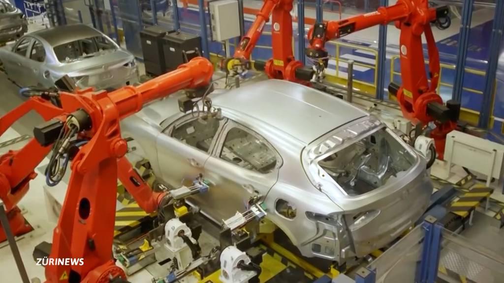 Autozuliefern droht Kurzarbeit wegen Chipmangel