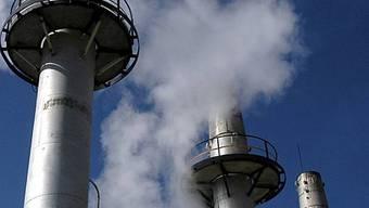 Iranischer Schwerwasserreaktor (Archiv)