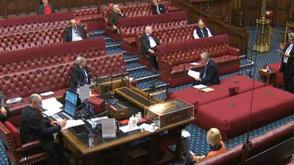 Oberhaus stimmt zu: Britisches Parlament billigt Brexit-Deal