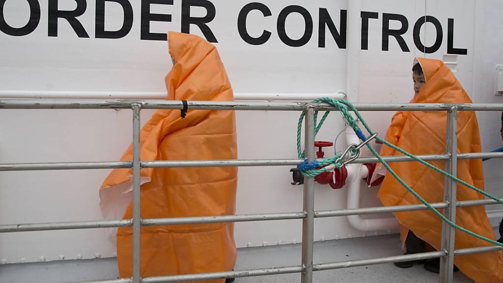 Nationalrat billigt stärkeres Frontex-Engagement der Schweiz