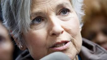 Laut dem US-Gericht war Jill Stein (Bild) nicht berechtigt, die Neuauszählung zu beantragen. Sie habe keine realistische Siegeschance. (Archivbild)