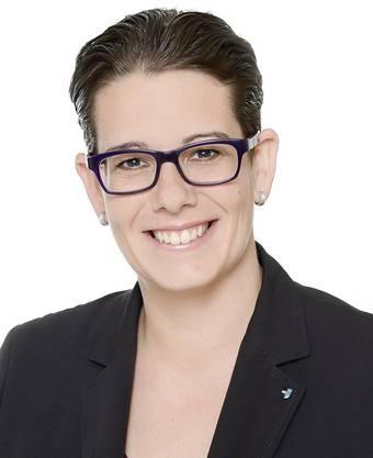 Mögliche Kandidatin: Jeanine Glarner