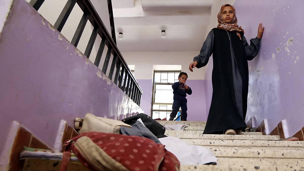 Zwei Millionen Kinder gehen im Jemen nicht zur Schule