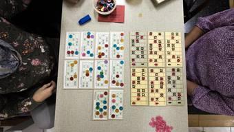 Zurzeit wird überall Lotto gespielt, wie auch in Niederbipp am ersten Novemberwochenende. (Archiv)