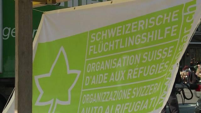 Schweiz zeigt sich weiterhin solidarisch