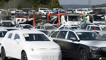 Autozulassungen in Europa gehen zurück. (Archivbild)